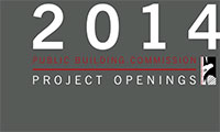 2014 Project Openings PhotobookC
