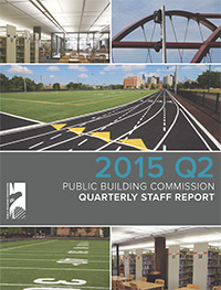2015 Second Quarter Staff Report