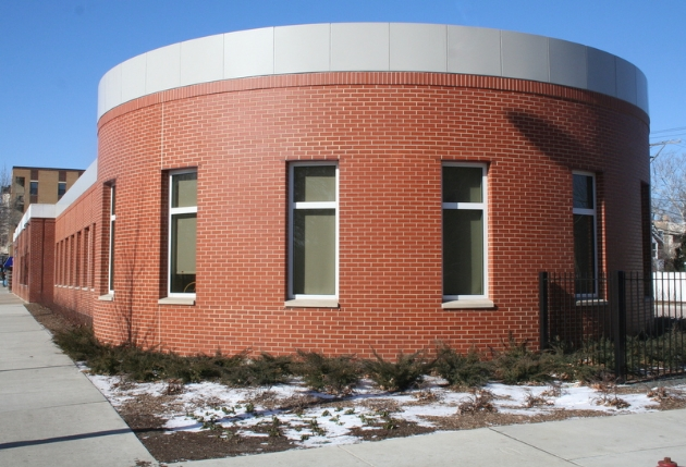 Humboldt Park Branch Library Addition
